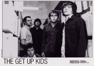 The Get Up Kids Promo Print