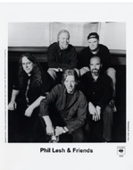 Phil Lesh & Friends Promo Print