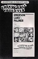 Emerson, Lake & PalmerPoster