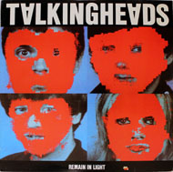"Talking Heads Vinyl 12"" (Used)"