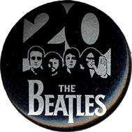 The Beatles Vintage Pin
