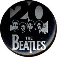 The BeatlesVintage Pin