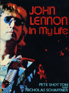 John Lennon In My Life Book