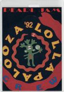 Lollapalooza Festival Laminate