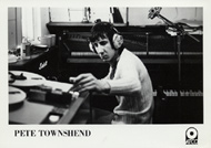 Pete TownshendPromo Print