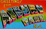 Bruce Springsteen Postcard