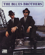 The Blues Brothers Sticker