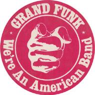 Grand Funk Sticker