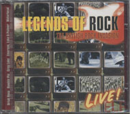 Legends of Rock - The British Invasion LIVE! CD