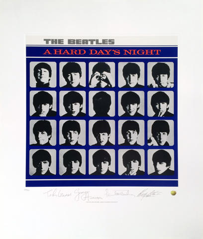The BeatlesPoster