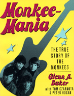 Monkee-Mania Book