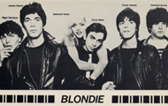 Blondie Postcard