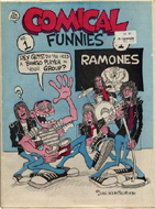 Comical Funnies, No. 1 Magazine