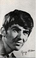 George HarrisonHandbill