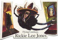Rickie Lee Jones Pin