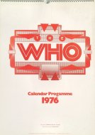 The Who Wall Calendar