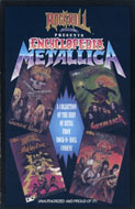 Rock ' N' Roll Comics: Encylopedia Metallica Book