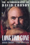 The Autobiograhpy of David Crosby Book
