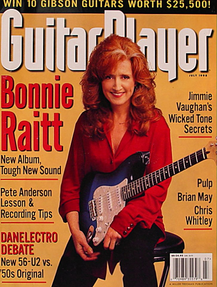 Guitar Player Issue 343 Magazine