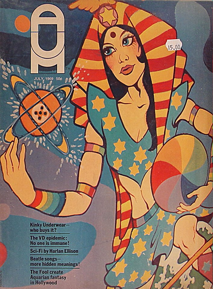America's Underthirty Magazine Magazine