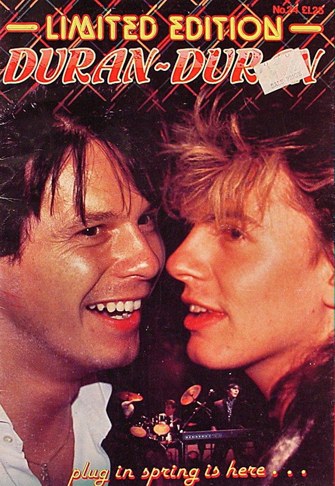 Duran - Duran Magazine