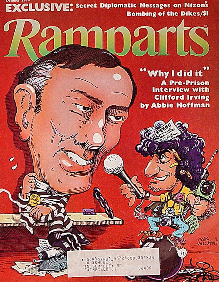 Ramparts Vol. 11 No. 4 Magazine
