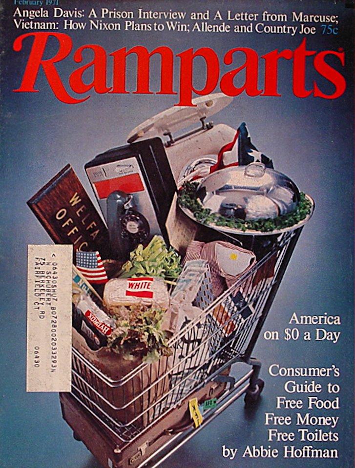 Ramparts Vol. 9 No. 7 Magazine
