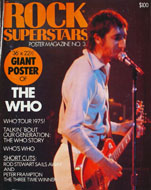 Rock Superstars Issue 3 Magazine