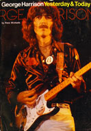 George Harrison Yesterday And Today Book