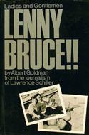 Lenny Bruce!! Book