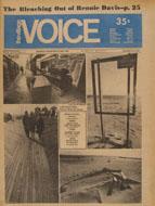 The Village Voice Vol. 18 No. 50 Magazine