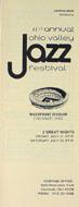 Ray Charles & His Orchestra Program