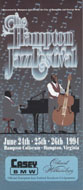 Hampton Jazz Festival Program