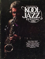 Montreux Detroit Kool Jazz Festival Program