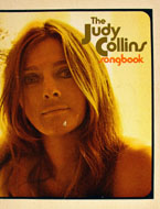 Judy Collins Songbook Book