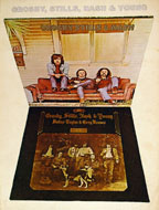 Crosby, Stills, Nash & Young Book