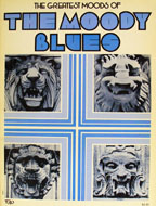The Greatest Moods Of The Moody Blues Book
