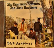 The Chamber Brothers CD