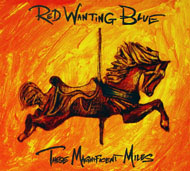 Red Wanting Blue CD