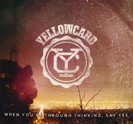Yellowcard CD