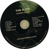 The Slits CD
