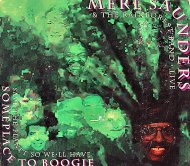 Merl Saunders and the Rainforest Band CD