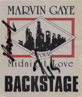 Marvin Gaye Laminate