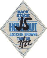 Jackson Browne Laminate