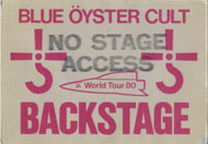 Blue Oyster Cult Laminate
