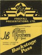 The Allman Brothers Band Laminate