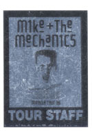 Mike and the Mechanics Laminate