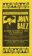 Joan Baez Laminate