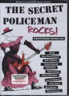 The Secret Policeman Rocks! DVD