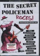 The Secret Policeman Rocks! DVD